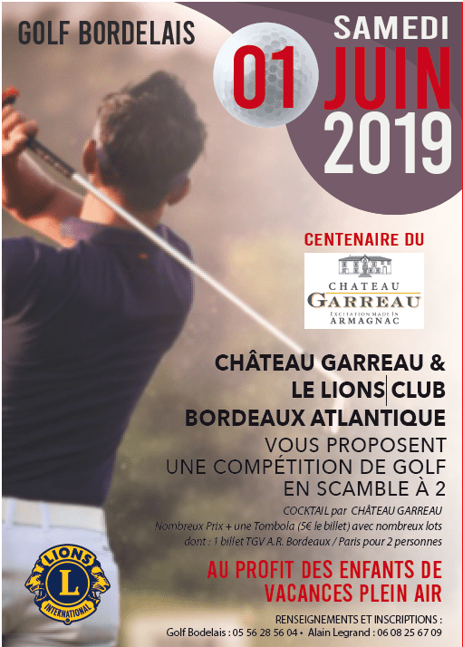 Competition de Golf