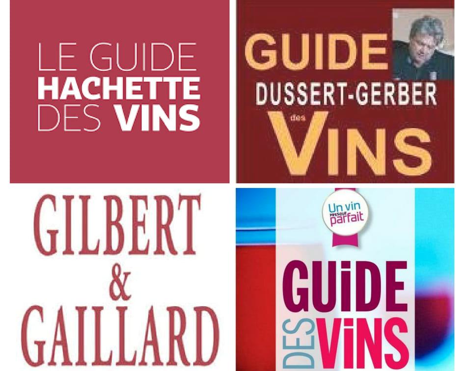 Guides des vins