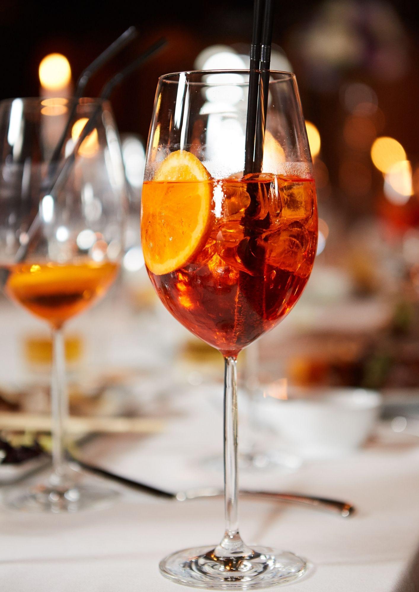 cocktail Armagnac Twist