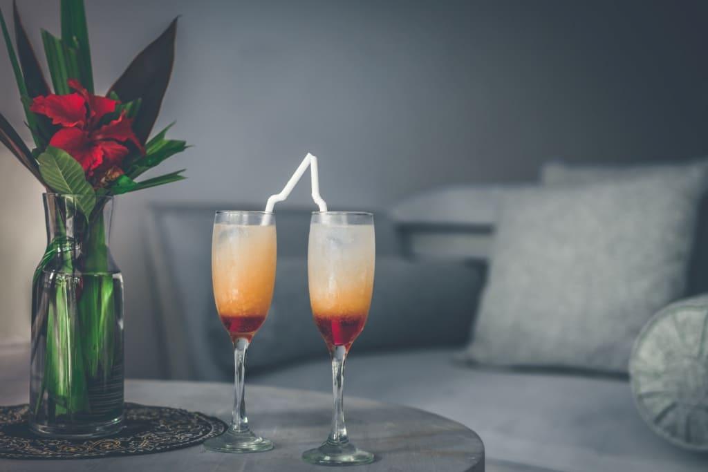 Floc de Gascogne Pomme et Hibiscus